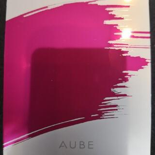 オーブ(AUBE)のSOFINAオーブ ブラシひと塗りチーク02ピーチ(チーク)