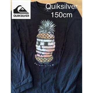 クイックシルバー(QUIKSILVER)のQuiksilver クイックシルバー ロングスリーブ 150cm(Tシャツ/カットソー)