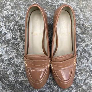 ロペピクニック(Rope' Picnic)の美品 HARUTA × ロペピクニック ローファー(ローファー/革靴)