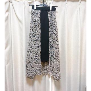 ドロシーズ(DRWCYS)のレオパードスカート(ロングスカート)