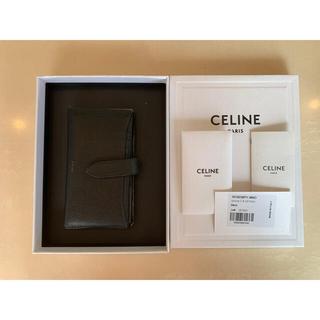 セリーヌ(celine)のCeline iPhoneX&XS Folio black カードケース(iPhoneケース)