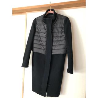 ダブルスタンダードクロージング(DOUBLE STANDARD CLOTHING)のダブルスタンダード ダブスタ ダウンコート ブラック 36(ダウンコート)