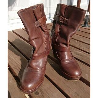 ヒステリックグラマー(HYSTERIC GLAMOUR)のブーツ(ブーツ)