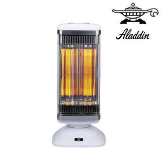 アラジン 遠赤外線 グラファイトヒーター AEH-2G10N(W)(電気ヒーター)