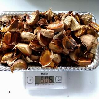 15 訳あり黒にんにく500g  国産ニンニク使用(野菜)