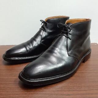 Crockett&Jones - クロケット&ジョーンズ チャッカブーツ 革靴  ビジネスシューズ ドレスシューズ