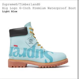 シュプリーム(Supreme)のSupreme Timberland Big Logo 6-Inch Boot(ブーツ)