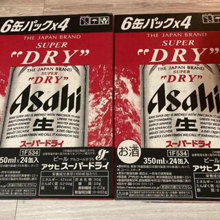 アサヒ - アサヒスーパードライ 350ml×48缶