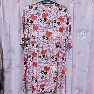 エーシーディーシーラグ(ACDC RAG)のACDCRAG パワパフ ビッグTシャツ(Tシャツ(半袖/袖なし))