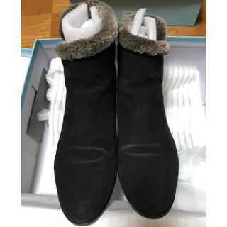 オゥバニスター(AU BANNISTER)のオゥバニスター  ブーツ ダークブラウン(ブーツ)