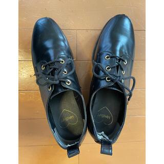 ヘザー(heather)のheather(ローファー/革靴)