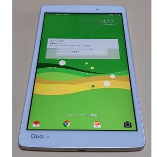 エルジーエレクトロニクス(LG Electronics)の【KOKOKA さま専用】au  Qua tab PX  LGT31(タブレット)