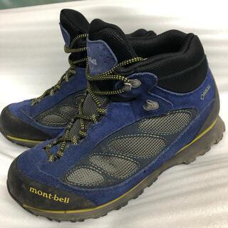モンベル(mont bell)のモンベル☆男性用トレッキングシューズ登山靴☆25.5cm☆GORE-TEX(ブーツ)