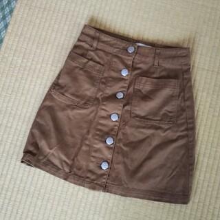 レピピアルマリオ(repipi armario)のデニムスカート  Sサイズ  repipi armario(ミニスカート)