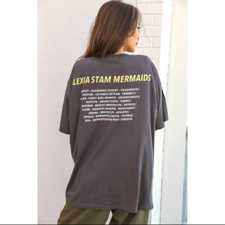 ALEXIA STAM - alexiastam Tシャツ 新品