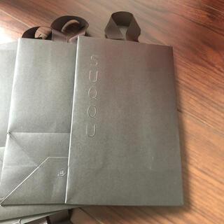 スック(SUQQU)のSUQQU袋(ショップ袋)