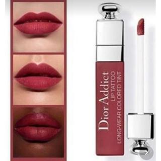 ディオール(Dior)の771 natural berry dior addict(口紅)