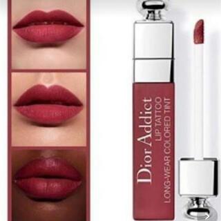 ディオール(Dior)の771 natural berry dior(口紅)