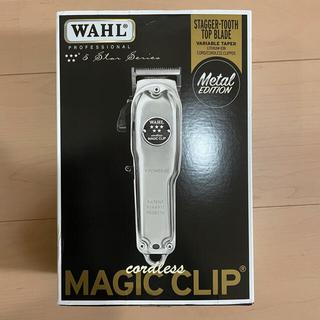 ウォール(WALL)のWahl 5Star Cordless Magic Clip ウォール バリカン(メンズシェーバー)