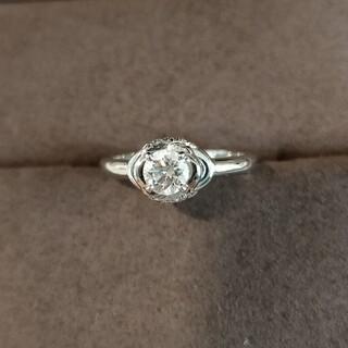 ショーメ(CHAUMET)のショーメ リアン ダイヤモンド 指輪(リング(指輪))