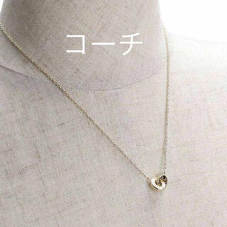 コーチ(COACH)のコーチ ネックレス新品(ネックレス)