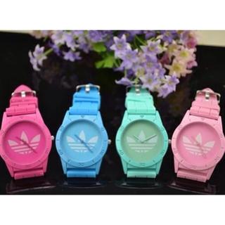 アディダス(adidas)の可愛いピンクadidas腕時計8色 新品(腕時計)