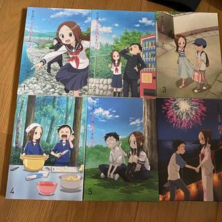 ショウガクカン(小学館)のからかい上手の高木さん2 ブルーレイ1〜6(アニメ/ゲーム)