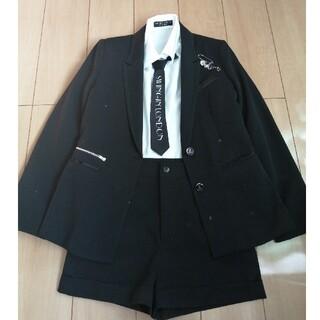 ミチコロンドン(MICHIKO LONDON)のスーツ165A シャツネクタイ付(ドレス/フォーマル)