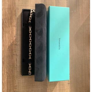 Tiffany & Co. - ティファニー Tチェーンブレスレット