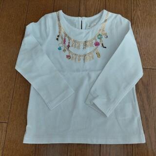 ケイトスペードニューヨーク(kate spade new york)のkate spade 長袖Tシャツ 90(Tシャツ/カットソー)