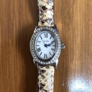 イエナ(IENA)のIENA ANA機内販売 アナログ腕時計 レディース(腕時計)