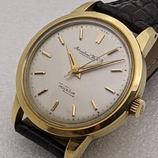 インターナショナルウォッチカンパニー(IWC)のIWCインターナショナル インヂュニア(耐磁モデル)k18 無垢(腕時計(アナログ))