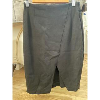 デュラス(DURAS)のタイトスカート(ひざ丈スカート)