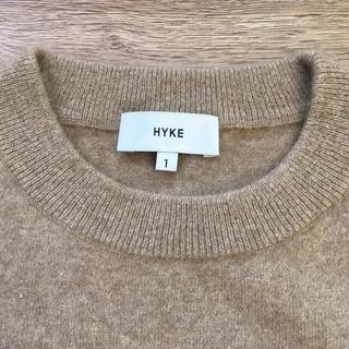 ハイク(HYKE)のSALi様専用⭐︎HYKEニット(ニット/セーター)