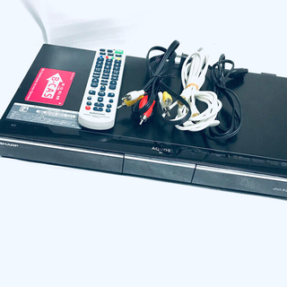 SHARP -  シャープ 2番組同時録画ブルーレイレコーダー 500GB BD-HDW75