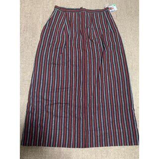 サンタモニカ(Santa Monica)の古着 スカート(ひざ丈スカート)