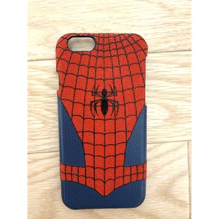マーベル(MARVEL)のiPhone7 ケース スパイダーマン(iPhoneケース)