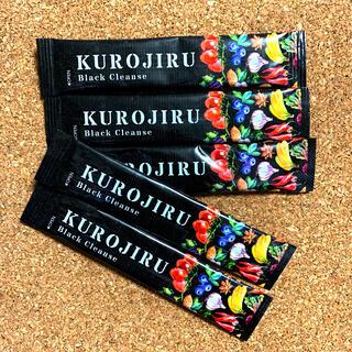 ファビウス(FABIUS)のKUROJIRU ( 黒汁 ) / 5set(ダイエット食品)