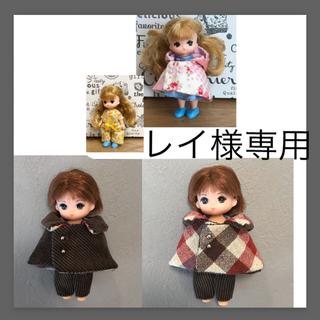 ハンドメイド  ドール 服 コート(人形)