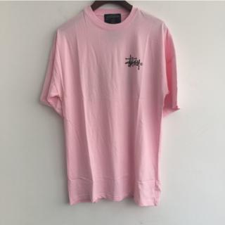STUSSY , stussy tシャツ ピンク の通販 by DAGG\u0027s shop|ステューシーならラクマ