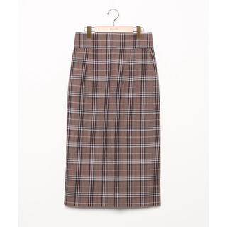 アーバンリサーチロッソ(URBAN RESEARCH ROSSO)のタイトスカート(ロングスカート)