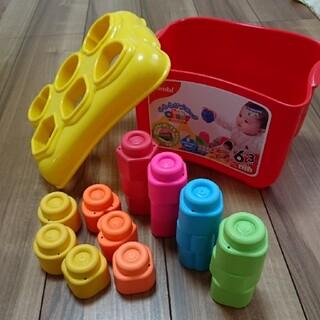 コンビ(combi)のコンビ やわらかブロック 知育玩具(知育玩具)