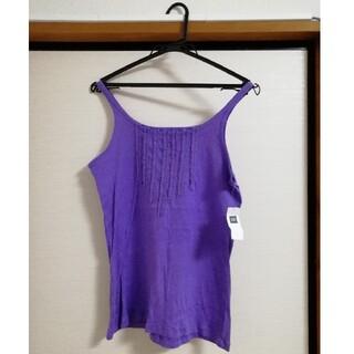 ギャップ(GAP)のGAP 紫 キャミソール (キャミソール)