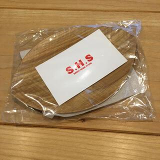 アクタス(ACTUS)の【新品未使用】ACTUS  木製 お皿(食器)