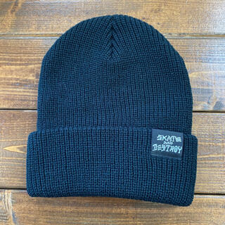 スラッシャー(THRASHER)のTHRASHER ニット帽(ニット帽/ビーニー)