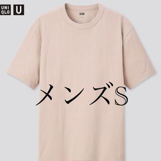UNIQLO - ユニクロU クルーネックTシャツ メンズS