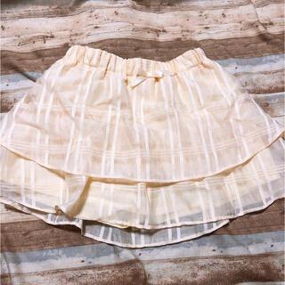GU - 子供  女の子 スカート 110cm  GU