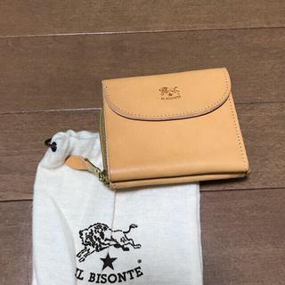 イルビゾンテ(IL BISONTE)のイルビゾンテ   お財布ミニ(折り財布)