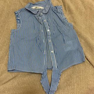 エイチアンドエイチ(H&H)のH&M キッズ無袖シャツ(Tシャツ/カットソー)