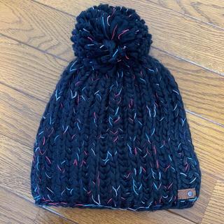ロキシー(Roxy)の帽子 ビーニー(ニット帽/ビーニー)